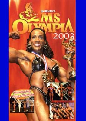 2003 Ms. Olympia