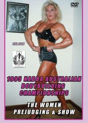 1995 NABBA Australia Women