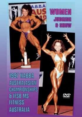 1997 NABBA Australasia Women's Prejudging & Show
