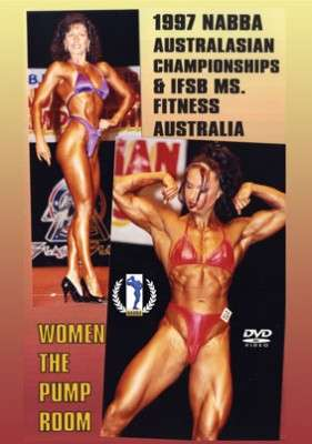 1997 NABBA Australasia & IFSB Fitness Australia: The Women's Pump Room