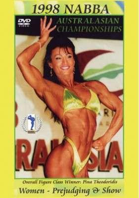 1998 NABBA Australasia - Women DVD