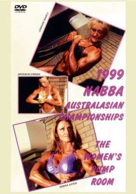 1999 NABBA Australasia: Women's Pump Room