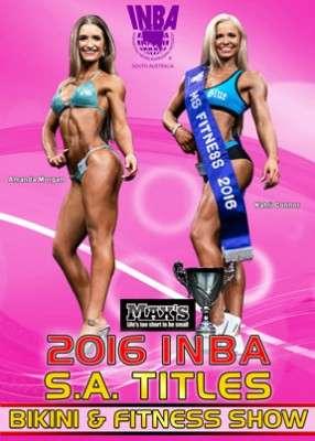 2016 INBA SA Bikini & Fitness Show