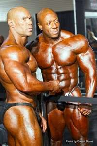 Levrone and Rhoden