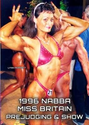 1999 NABBA Miss Britain