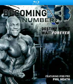 Phil Heath: Becoming # 13