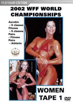 2002 WFF Worlds Women # 1