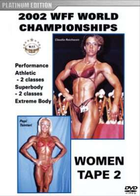 2002 WFF World Championships: Women # 2
