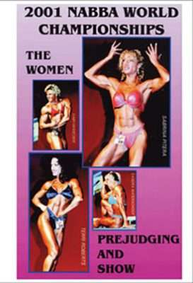 2001 NABBA Worlds - Women