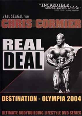 Chris Cormier - Real Deal