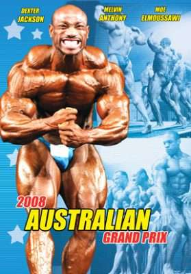 2008 Australian Pro Grand Prix