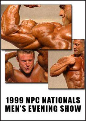 1999 NPC Nationals - Men's Evening Show