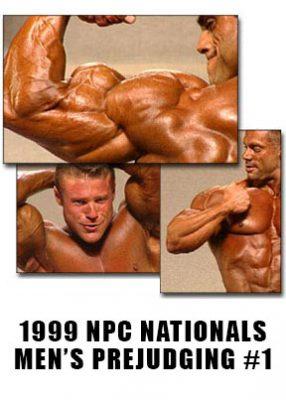 1999 NPC National Men's Prejudging # 1