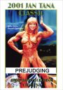 2001 Jan Tana Classic - Prejudging