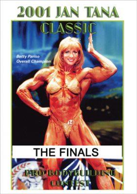 2001 Jan Tana Classic - The Finals