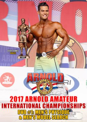 2017 Arnold Amateur USA - Men's Physique & Men's Model Search