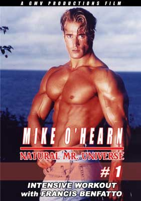 Mike O'Hearn Workout # 1