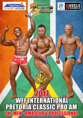 2017 WFF International Pretoria Classic DVD