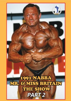 1991 NABBA Mr & Ms. Britain Part 2 download