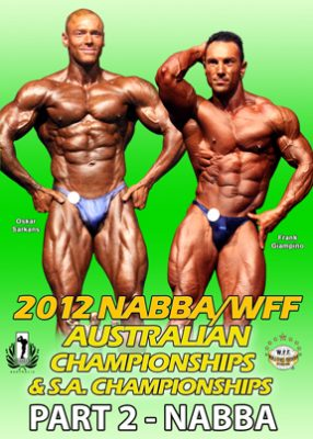 2012 NABBA Australian Championships Download