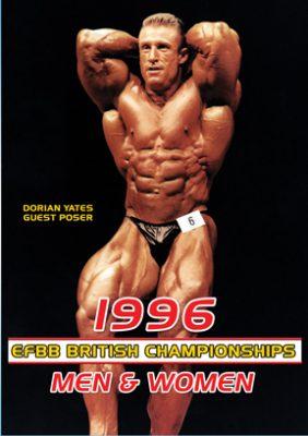 1996 EFBB British Championships DVD