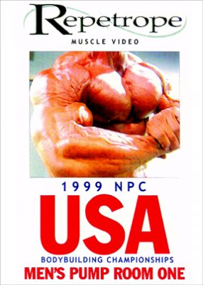 1999 NPC USA Pump Room # 1 DVD