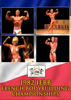 1982 IFBB French Bodybuilding Championships download