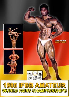 1985 IFBB World Amateur Pairs championships