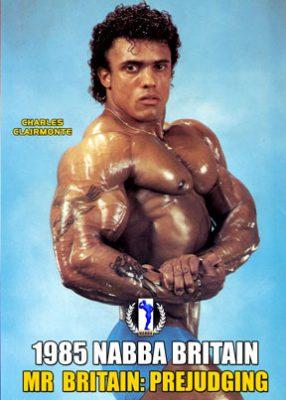 1985 NABBA Mr. Britain - Prejudging Download