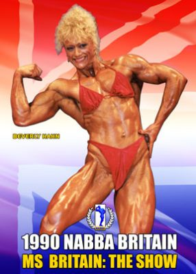 1990 NABBA Miss Britain - Show Download