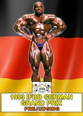 1993 IFBB German Grand Prix Download