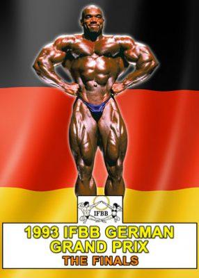 1993 IFBB German Grand Prix Show Download