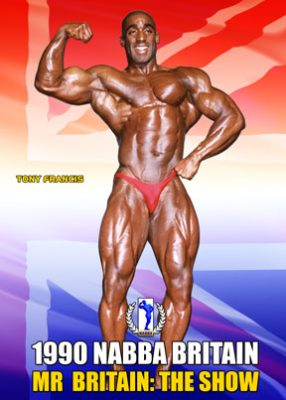 1990 NABBA Mr. Britain Show Download