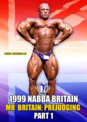 1999 NABBA Mr. Britain Prejudging Part 1