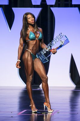 2017 Amateur Olympia - Women Video File