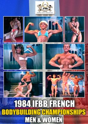 1984 IFBB French Bodybuilding Championships (Download)