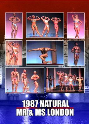 1987 Natural Mr & Ms. London
