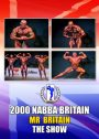 2000 NABBA Britain - Men Show Download