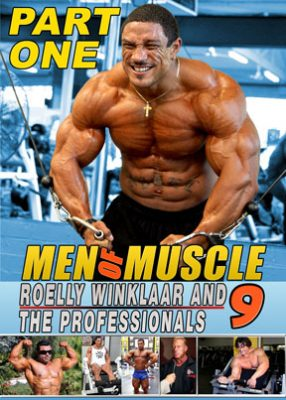 Men of Muscle # 9 Part 1