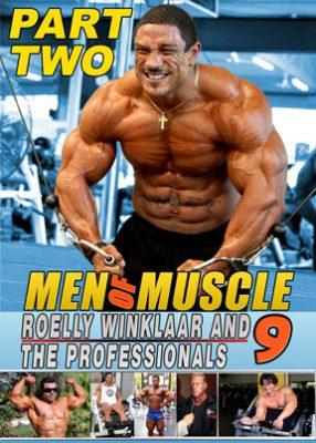 Men of Muscle # 9 - Part 2