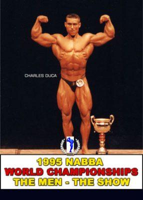 1995 NABBA World Championships: Men's Show