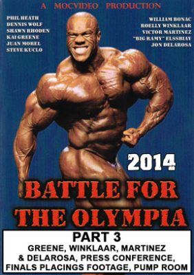 Battle for the Olympia Part 3 Download