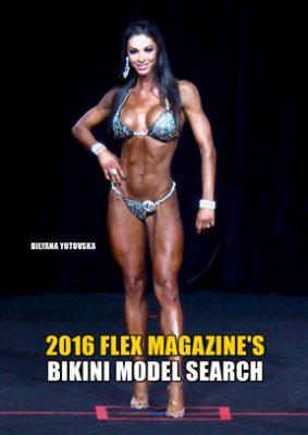 2016 Flex Magazine's Bikini Model Search