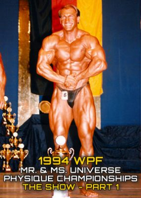 1994 WPF Mr & Ms. Universe Show # 1 Download