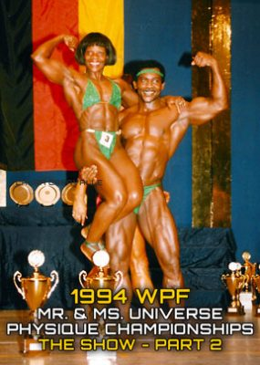 1994 WPF Mr & Ms Universe Show Part 2