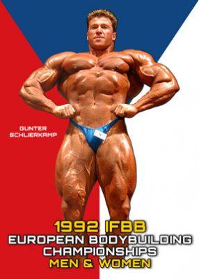 1992 IFBB European Bodybuilding Championships