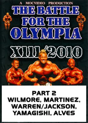 2010 Battle for the Olympia Part 2 Download