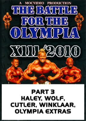 Battle Olympia 2010 Part 3 Download