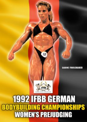 1992 IFBB German Championships: Women's Prejudging Download
