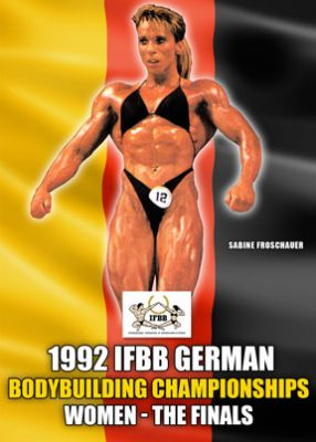 1992 IFBB German Championships: Women's Finals Download